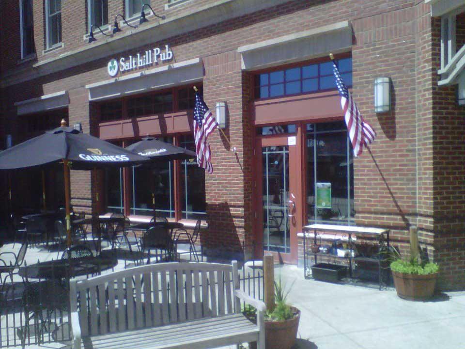 Hanover NH Restaurant Location